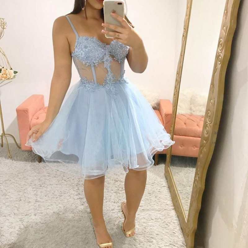 Cocktail Dresses Short Prom Homecoming Dress 2019