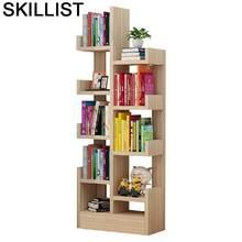 Libro camperas bois decoração casa meuble rangement decoração prateleira de parede estante para livro móveis retro estante livro caso rack