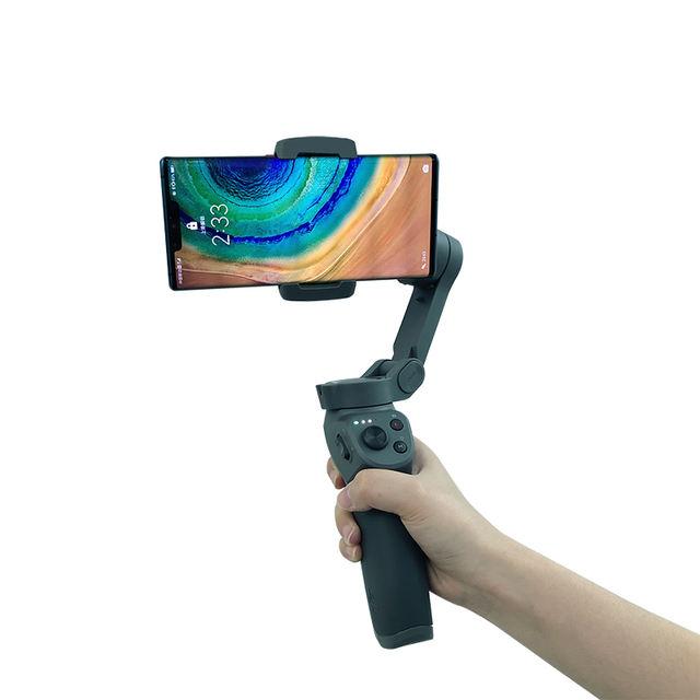 DJI Osmo Mobile 3 folding gimbal for smartphones