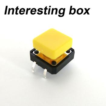 Przełącznik Keycap DIY produkcja elektroniczna mała produkcja przełącznik open source sprzęt produkcja elektroniczna materiał materiał DIY tanie i dobre opinie