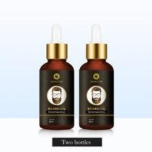 Produtos para a manutenção do óleo essencial do realçador do crescimento da barba do grooming