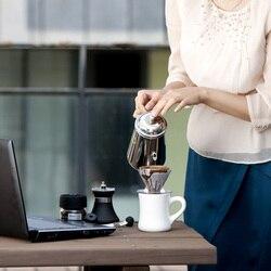 Eco moblie grindripper ekspres do kawy młynek do kawy tritan meterial