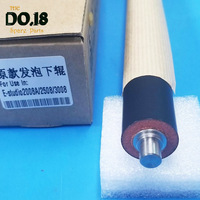 2X/Set Upper Fuser Roller/1pc+Lower Fuser Roller/1pc for Toshiba 2008A 2508A 3008A 3008AG 2008 2508 3008 3508