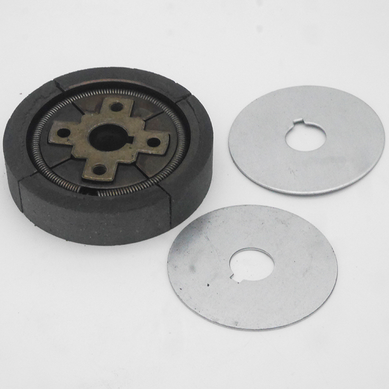2B 80MM EH12 FOR SUBARU EH12 Clutch Engine EH12 Gasoline Rammer OD CLUTCH Parts 2D Robin ID 15MM Parts