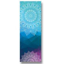Горячее HG-толстое нескользящее полотенце для йоги, нескользящее абсорбирующее и Термостойкое Премиум-Йога Tuch, полотенце для йоги M017-2