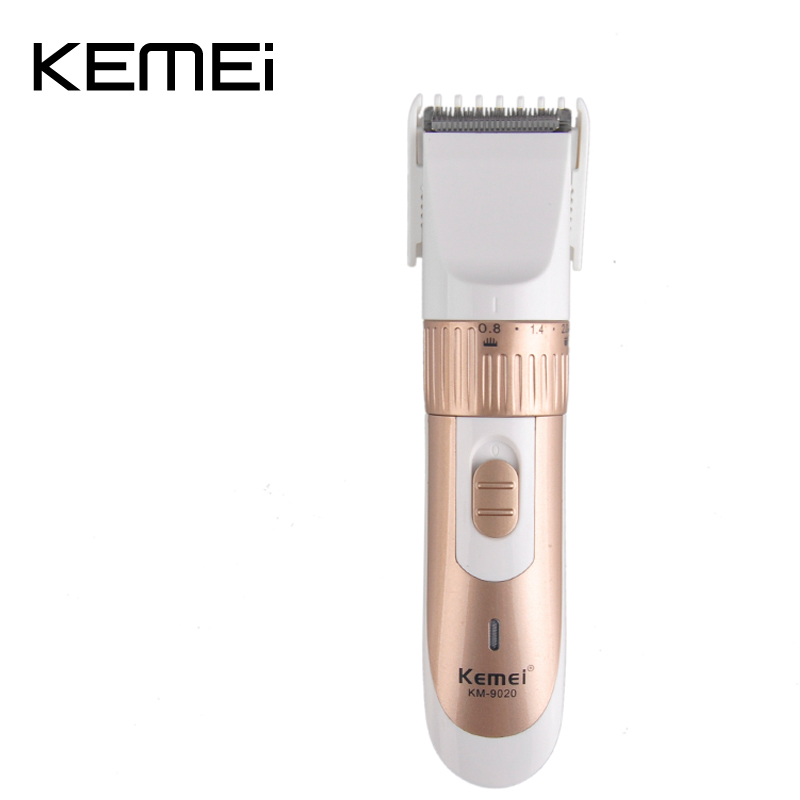 Kemei Electric Hair Clipper for Men Professional Trimmer Cutting Machine Barber With Limit Comb KM-9020