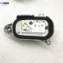 CZMOD Original 8R0.941.476 B Q5 Right Headlight LED DRL Daytime Running Light Module for Control Unit 8R0941476B(used)