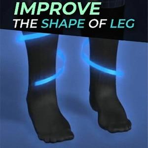 Турмалин забота о здоровье дезодорирует САМОНАГРЕВАЮЩАЯСЯ Мягкая Спортивная Магнитная терапия теплая износостойкая стимулирует стирающиеся носки # YL5