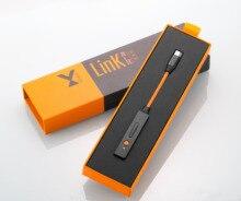 XDuoo LINK HD 디지털 Type C 휴대용 디코딩 헤드폰 앰프 AMP 케이블 Xduoo 플레이어 용 모바일 디코딩 케이블 어댑터 코드