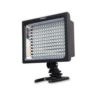 Image 5 - משלוח חינם YN160 YN 160 160LED וידאו אור עם מסננים עבור canon nikon מצלמה/מצלמת וידאו, led אור צילום תאורה