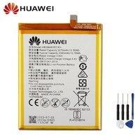 Batteria di Ricambio originale HB386483ECW + Per Huawei G9 Plus Honor 6X Maimang 5 G9Plus MLA-AL10 MLA-AL00 Autentico 3340mAh