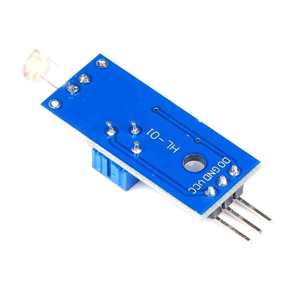 Módulo de Sensor fotosensible caliente Detección de luz módulo de resistencia fotosensible módulo fotosensible