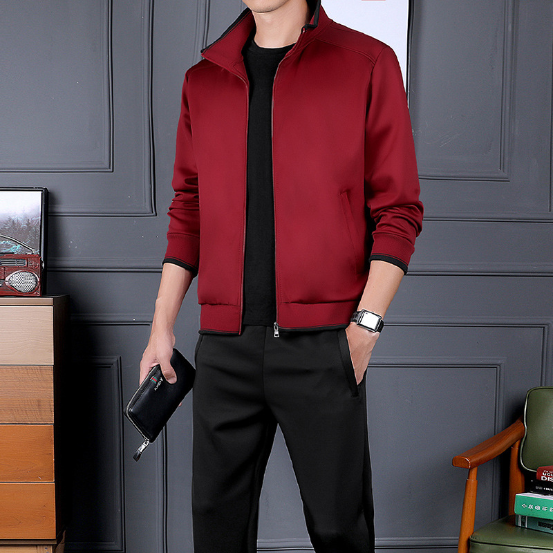 Autumn And Winter New Style Sports Set MEN'S Cardigan Set COUPLE'S Casual WOMEN'S Suit Jogging Suits Hot Selling Hoodie Suit