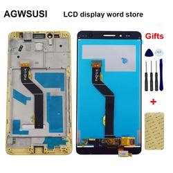LCD do Huawei Honor 5X KIW L21 dotykowego LCD GR5 KII L21 KII L05 panel wyświetlacza LCD + montaż digitizera ekranu dotykowego w Ekrany LCD do tel. komórkowych od Telefony komórkowe i telekomunikacja na