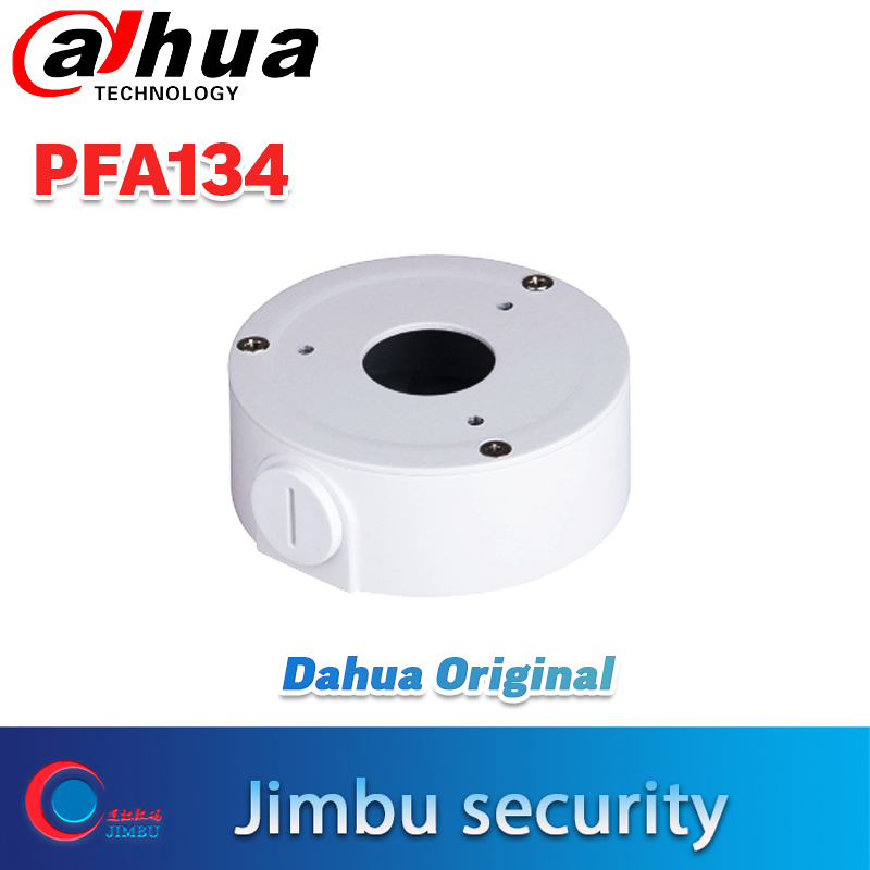 Dahua Original Bracket  Water-proof Junction Box DH-PFA134 Compatible Body Type Camera HFW1XXX HDCVI Camera HFW12xxAnalog FW181G