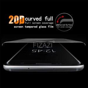 Image 4 - Protecteur décran 3D incurvé à couverture complète en verre trempé pour Sony Xperia XZ1 XZ2 Compact XZ3 X XA Ultra XA1 Plus XZ Premium