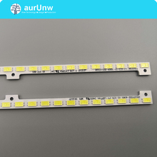 2PCS New TV Lamps LED Backlight Strips For Samsung UE32D5000PW HD TV Bars 2011SVS32_456K_H1_1CH_PV_LEFT44 Kit LED Bands Rulers