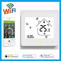 AC95-240V-White-Smart-WiFi-Thermostat-Temperature-Controller-for-Electric-Floor-Heating-with-Alexa-Google-Home