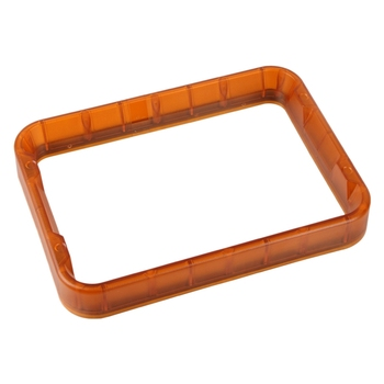 3D Printer Spare Part For WANHAO Duplicator 8 Spare Part D8 Resin Tank Plastic Vat with FEP Film