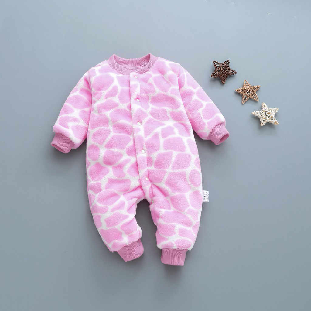 Newborn Infant Baby Girls Boys Loving Heart Print Jumpsuit Romper Clothes baby girl christmas winter new born boy clothes new
