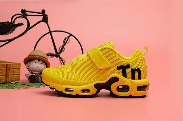 2019 maluch dzieci Mercury TN oddychające tn Plus Rainbow Mesh adidasy do biegania tns dzieci wlać enfants sportowe buty sportowe