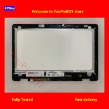 Lcd-Screen-Display Dell Inspiron Touch-Assembly NV156FHM-A11 for 15-7558 7568 7000