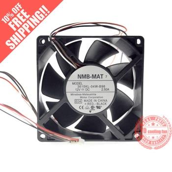 Nowy NMB-MAT NMB 3615KL-04W-B96 12V GX280 P2780 wentylator chłodzący