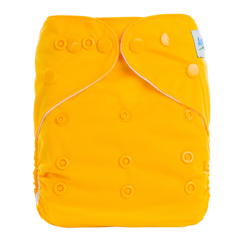 Reusable And Washable Cheap Baby Cloth Diapers All In One Cloth Diaper Nappies Manufacturers B3