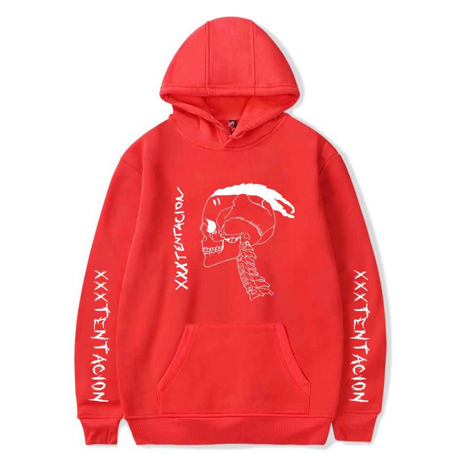 Baru Kawaii Cetak Wanita/Pria Hoodies Pullover Kaus Penggemar Sweatshirt Xxxtentacion Hoodie Sweatshirt Musim Gugur Musim Dingin Pakaian