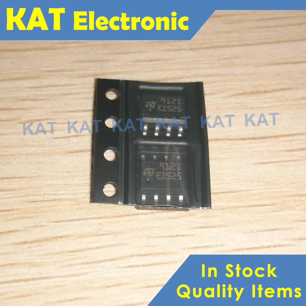 5PCS/Lot 912I TS912ID TS912IDT 912AI TS912AID TS912AIDT 912BI TS912BID TS912BIDT Rail-to-rail CMOS Dual Operational Amplifier