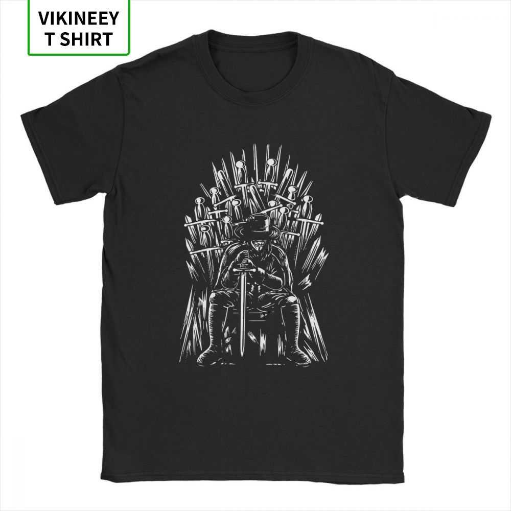 Männer T-shirt Game Of Thrones T-Shirts V Für Vendetta Spaß Kurzarm Tees O Neck Kleidung 100% Baumwolle Großhandel