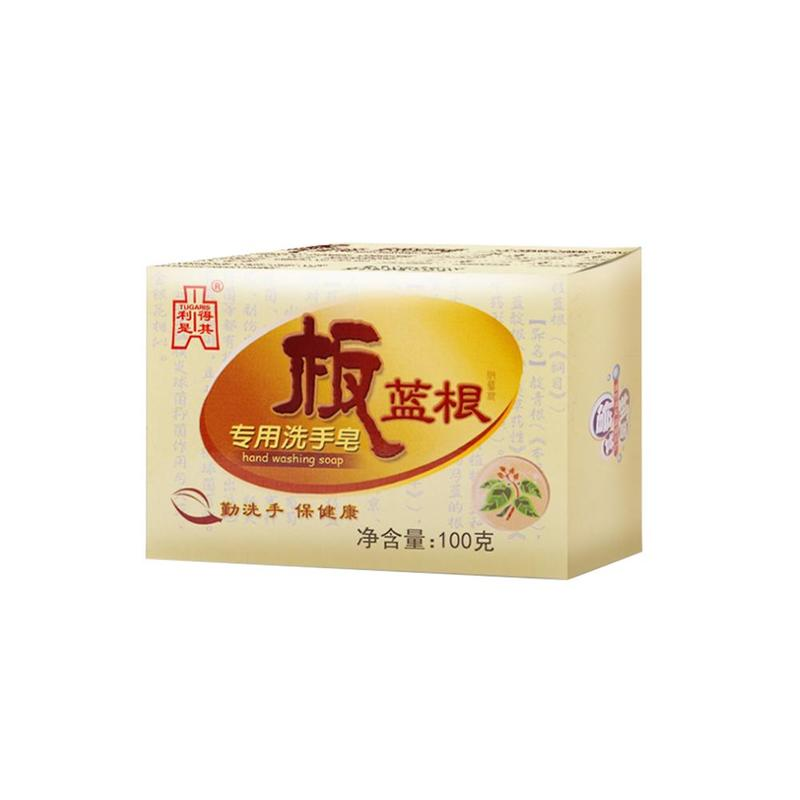 Chinese Herbal Formula Soap Oil-control Acne Treatment Blackhead Remover Soap Whitening Cleanser Chinese Traditional Skin Care