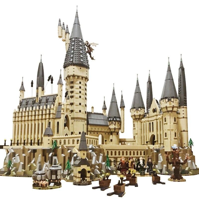16060 Potter Film Castle Magic Model 6742Pcs Bouwsteen Bricks Speelgoed Compatibel met 71043 Kerstcadeau Voor Kinderen - 6