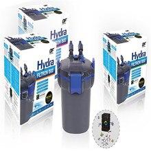 Гидра из Filtron 1000 1500 1800 фильтр бочка Аквариум Внешний фильтр в дополнение к NO3 с масляной пленкой аквариум фильтр Materia