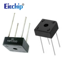 5PCS/lot KBPC1010 Free shipping  10A 1000V diode bridge rectifier kbpc1010