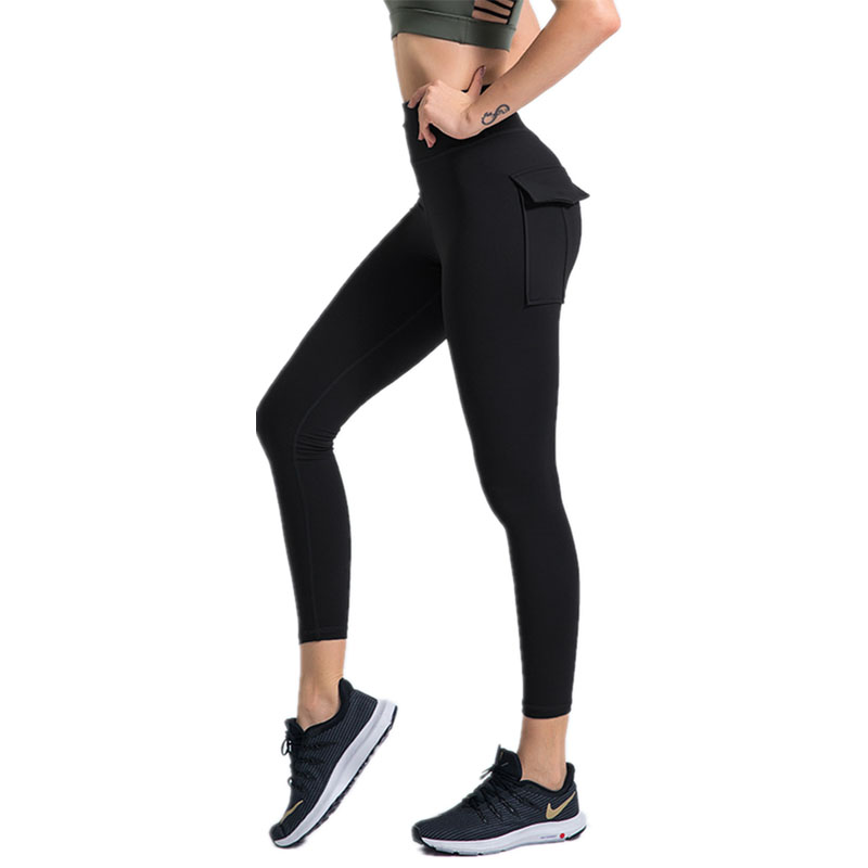 Network Red Yoga Pants Women's Workwear Sports Fitness Trousers Elastic Tight Peach Pants Hip Sexy Running Pants Flex Leggings 1