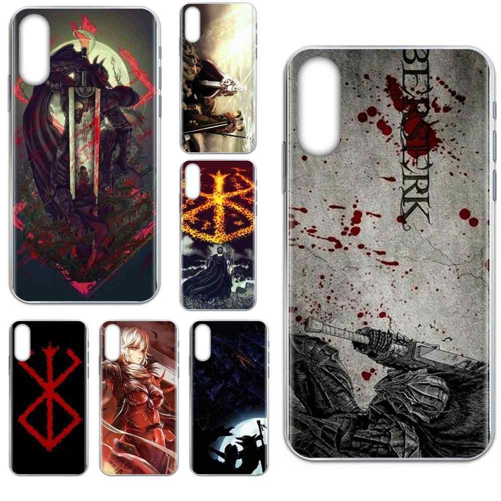 For Guts. Berserk Manga Logo Soft Phone Cases For Apple iPhone 4 ...