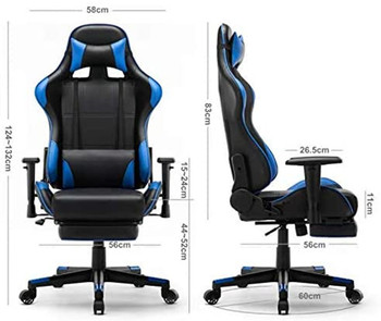 Gaming Computer Chair Breathable Racing Office Armchair  Ergonomic Swivel High Back Recliner  LOL WCG Office Chair mesh chair swivel office chair high back gas lift armchair rolling legs office furniture hot sale