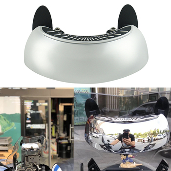For BMW R1200GS R1250GS R 1200 1250 GS LC F750GS F850GS ADV Adventure 2004-2020 Motorcycle Wide Lens rear view Rearview Mirrors