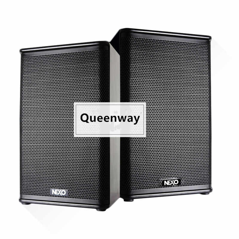 Qe 027 Full Frequency Single 10 Inch 12