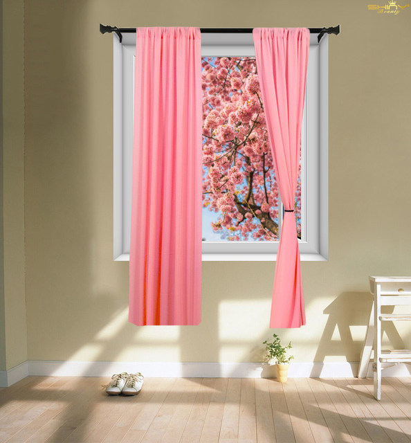 Baby Blue Voile Curtains Sheer 29inch By 120inch Chiffon Backdrop Curtain For Bedroom Lazy Tulle Chiffon Backdrops M1022 Aliexpress