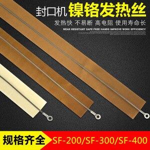 Image 5 - 200 ミリメートル 300 ミリメートル 400 ミリメートルシーラーFS 200 FS 300 FS 400 ハンドシーラーPFS 200 用インパルスシーラー