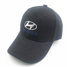 2019 New embroidery For modern HYUNDAI Hat Cap Car logo MOTO