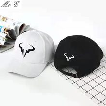 Hot Sale Rafael Nadal Baseball Cap Hip Hop Tennis Player uni