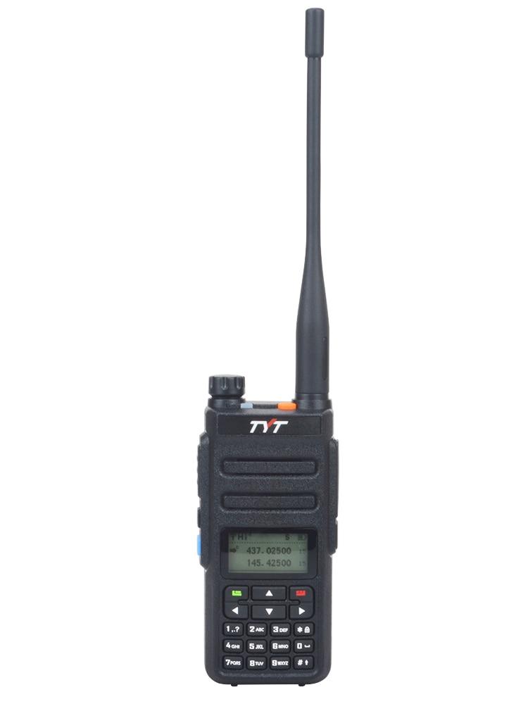 TYT MD-760 walkie talkie VHF UHF dual band dmr digital two way radio