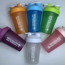 High-Quality Portable 400ml Herbalife Nutrition Shake Bottle