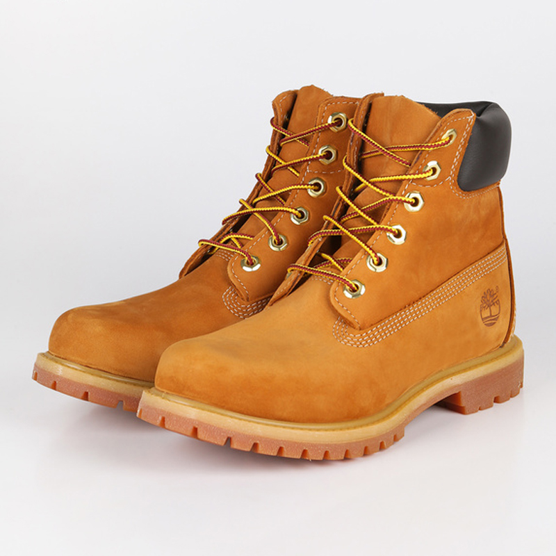 Timberland Boots woman premium 6 inch yellow image