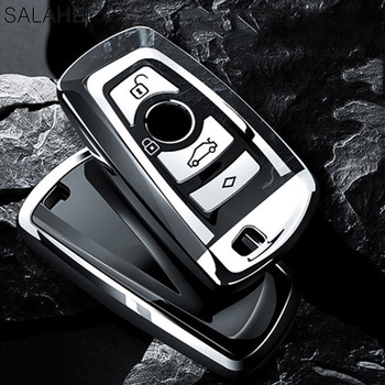 New TPU Car Key Case Cover For BMW F10 F20 F30 NEW 1 3 4 5 6 7 Series X3 X4 320I 116I 118I 328I 530I E46 E39 E90 E36 E60 E34 E30 image