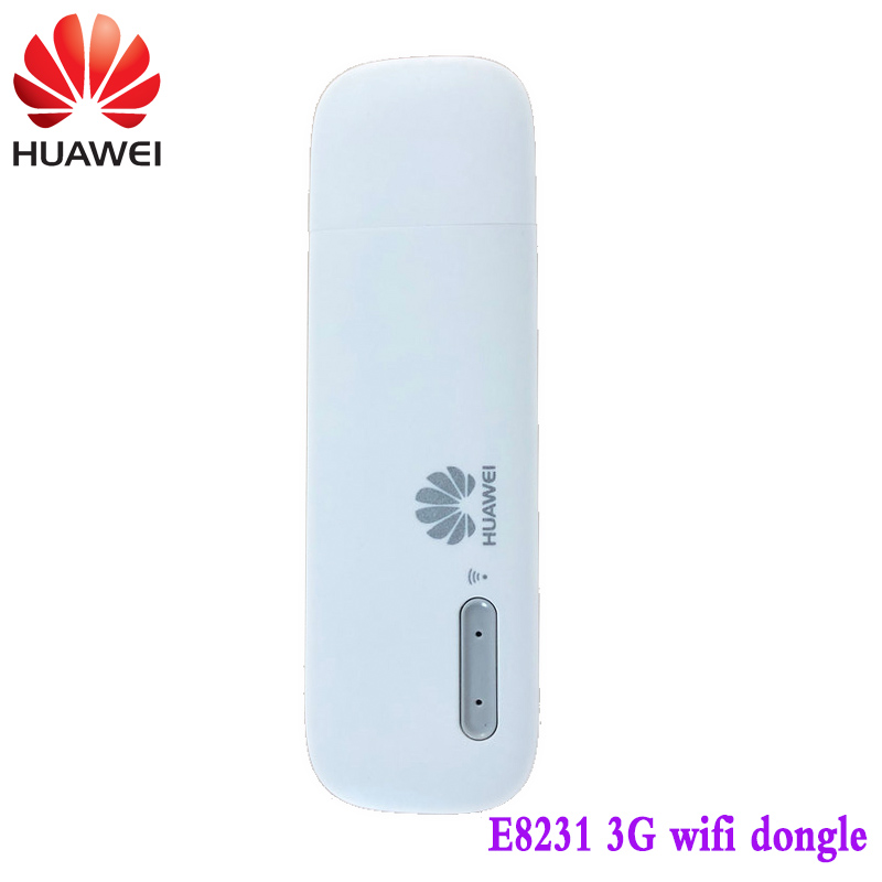 Original Unlock HSPA+ 21.6Mbps HUAWEI E8231 3G WiFi Router And 3G USB Modem WiFi Router