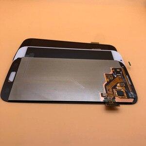 Image 4 - 5.0 süper AMOLED LCD ekran dokunmatik ekran Digitizer için SAMSUNG Galaxy S4 GT i9505 i9500 i9505 i9506 i337 LCD çerçeve